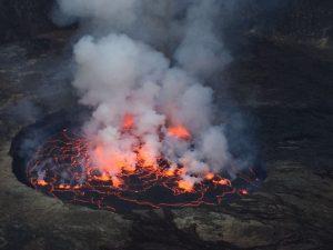 Nyiragongo volcanes activos viajes volcanes emociones