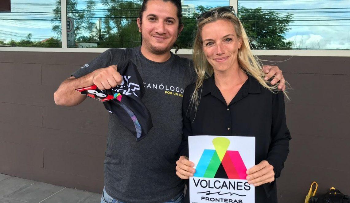 Colaboración con Volcanes Sin Fronteras