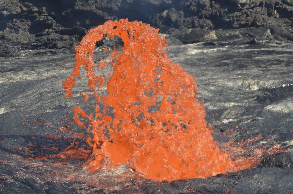 lava del erta ale en etiopía
