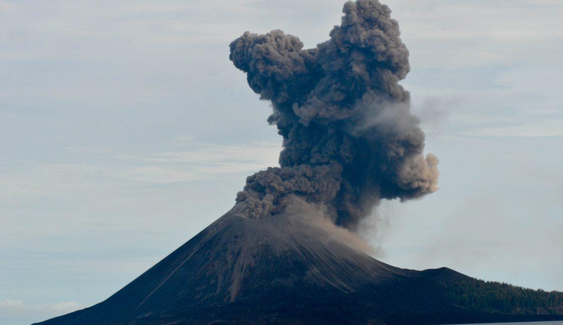 Los principales impactos de una erupción volcánica